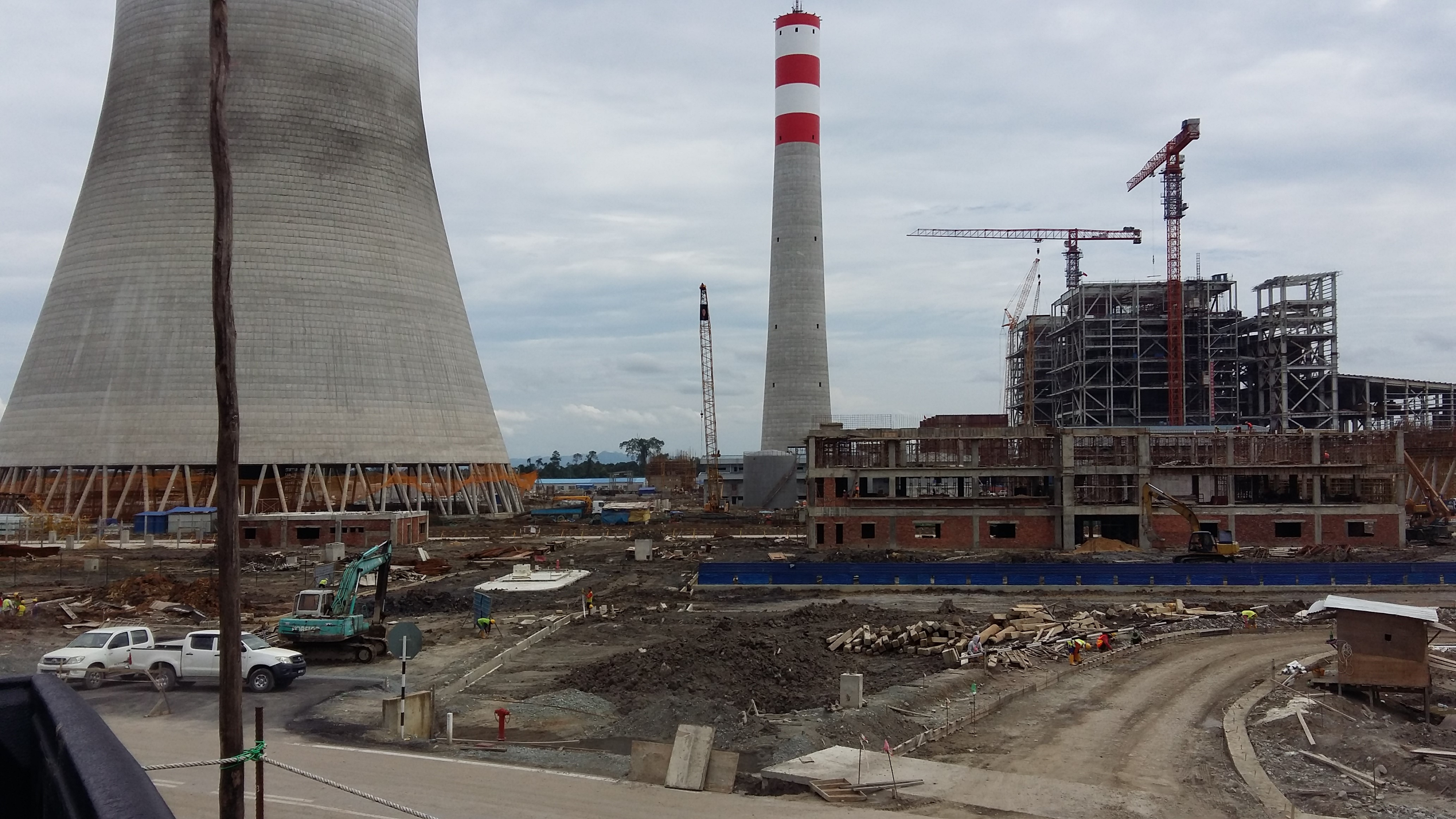 2X300MW BALINGIAN COAL FIRED POWER PLANT PROJECT CONSULTANCY